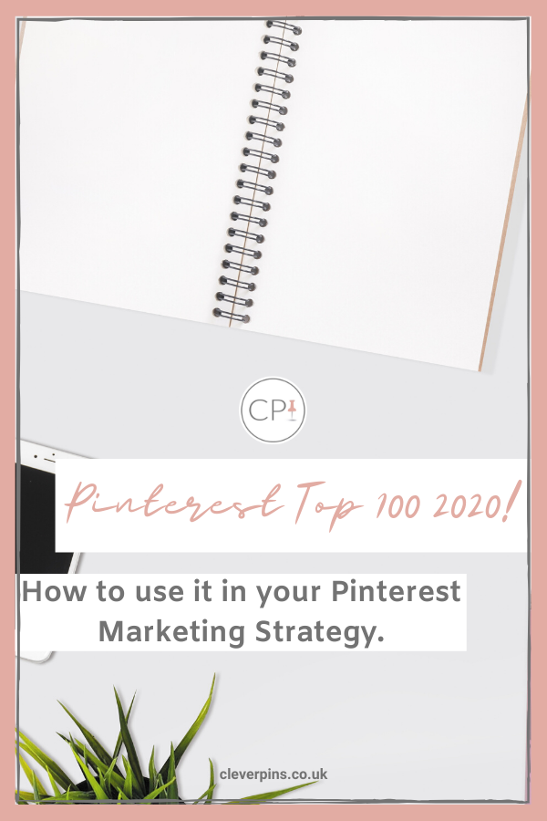 The Top 100 Pinterest Trends for 2020!