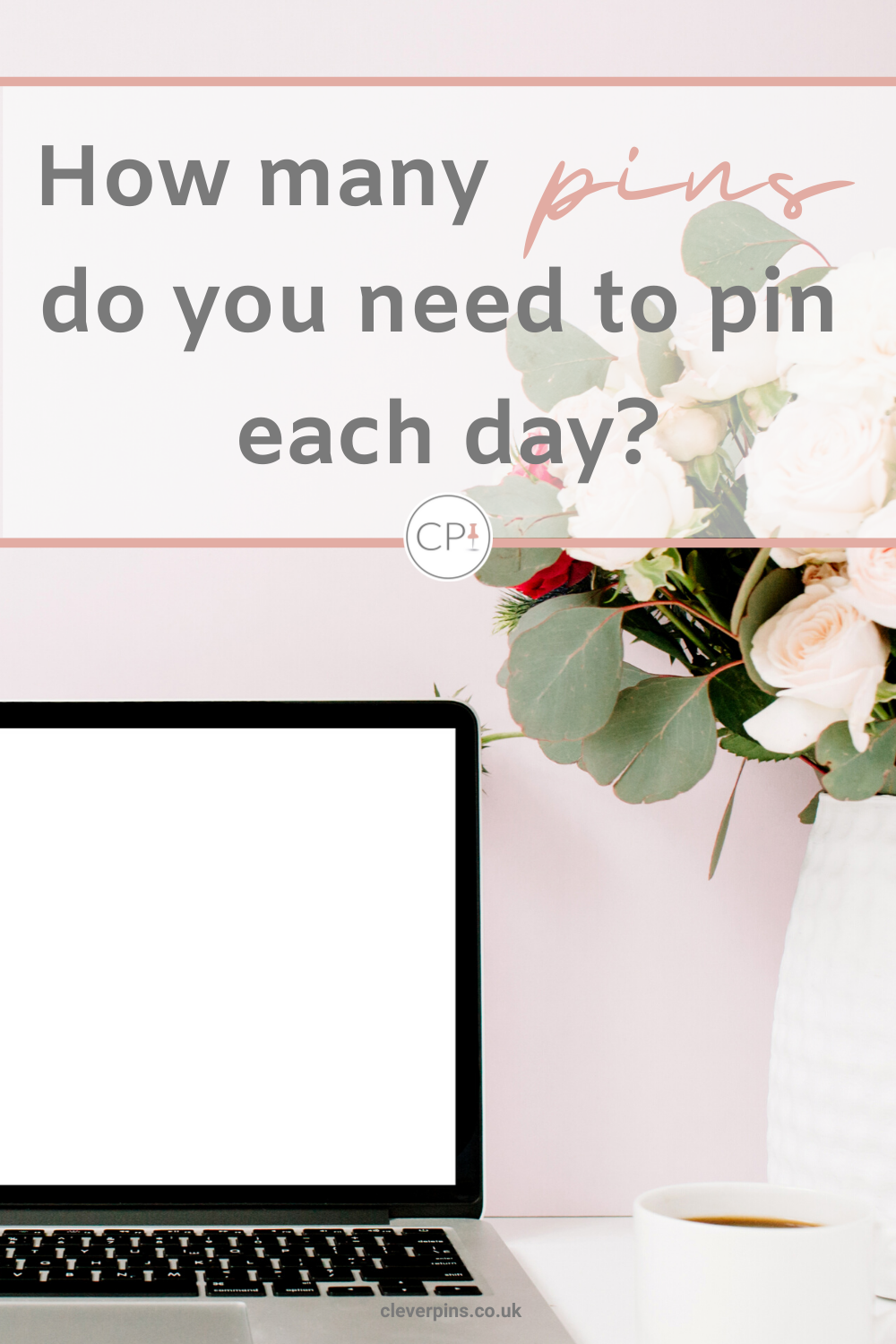 How many pins do you need to pin each day?