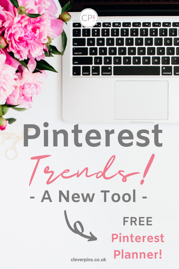 PInterest Trends - a new tool