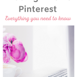 Pin template for how to add pins to pinterest