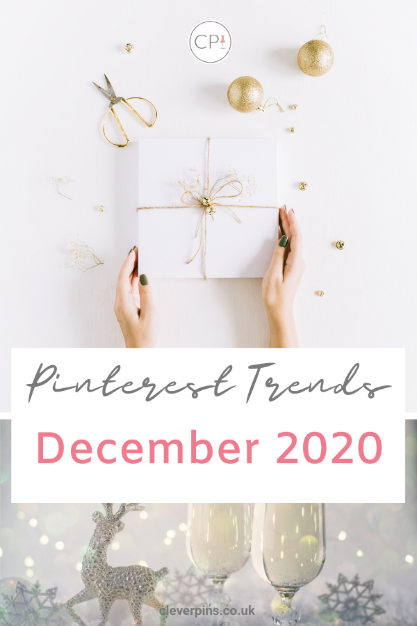 What content to pin and create in December