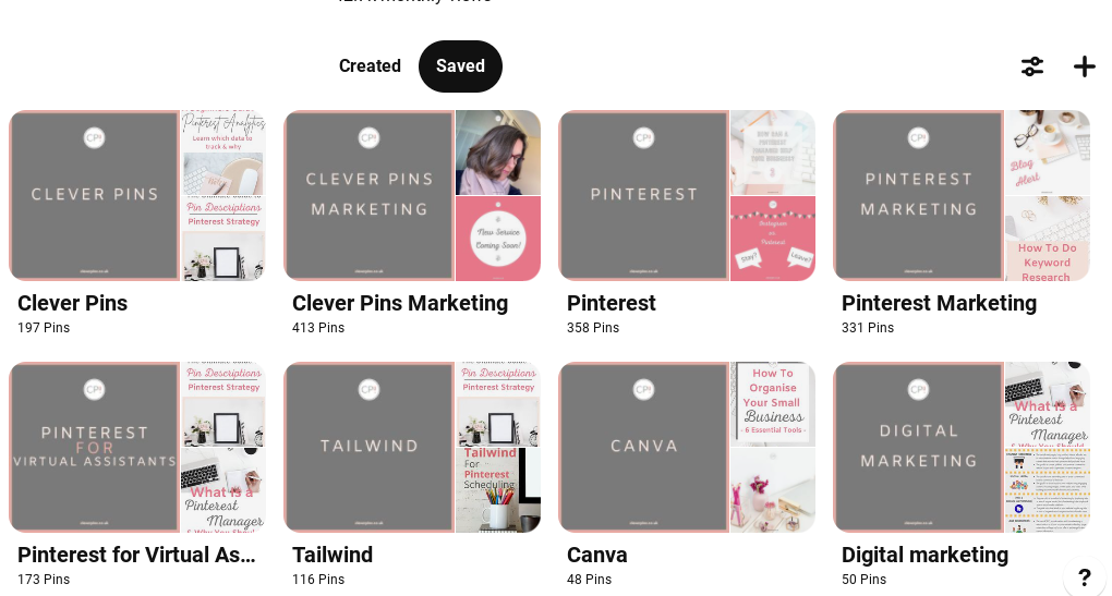 Photo of Clever Pins Pinterest Boards